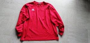 Adidas Maglietta sport rosso