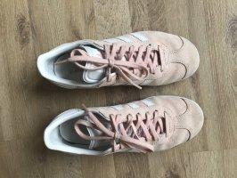 Adidas Gazelle in rosa Größe 38, wenig getragen