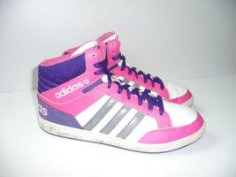 Adidas Hoops Mid W Größe 38 2/3, soooo hübsch! Ladenpreis 54,95 Euro.