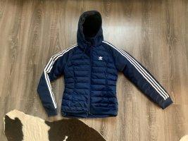 Adidas Jacke blau Winter Herbst wie neu