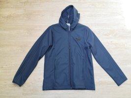 Adidas Jacke Windbreaker Softshell S Dunkelblau blau