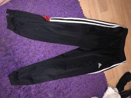 Adidas Pantalone a vita bassa nero