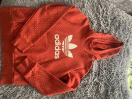 Adidas Kaputzen-Pullover