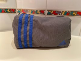Adidas Makeup Bag grey-blue