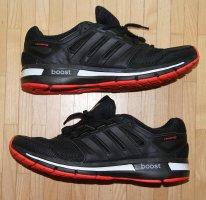 Adidas Lauf Schuhe Revenergy Boost Mesh Sneakers mit Boost Technology, schwarz, Gr. 8,5 – 42 2/3