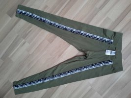 adidas leggings grün olive super Zustand gr.36