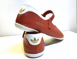 Adidas Mary Jane Schoenen wit-rood