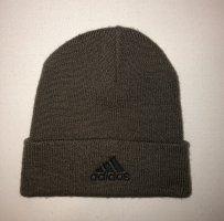 Adidas Chapeau en tissu kaki-gris vert