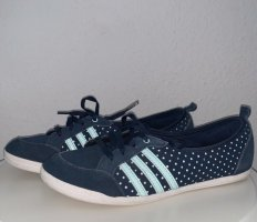 Adidas NEO Lace Shoes blue