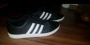 Adidas Skaterschoenen wit-zwart