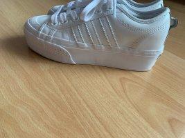 Adidas Originals Sneakers met veters wit