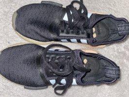 Adidas Sneakers met hak zwart-roségoud