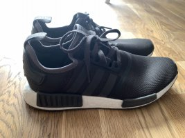 Adidas NMD olive green sneakers