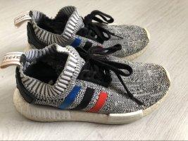 Adidas NMD R1 Primeknit Sneaker Größe 38 Top Zustand