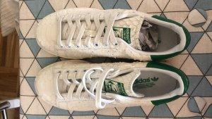 Adidas Originals Zapatillas altas blanco-verde