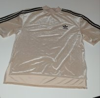 Adidas Originals T-shirt beige clair