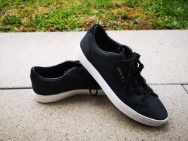 Adidas Originals - Leder schwarz Gr. 42 2/3