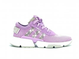 Adidas Originals POD S3.1 lila mit Swarovski Elements Luxus Sneaker NMD crystal