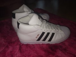 Adidas Originals High Top Sneaker white