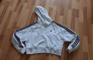 Adidas Sweater Dress white