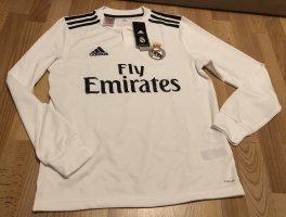 Adidas Pullover real Madrid langsarm Trikot