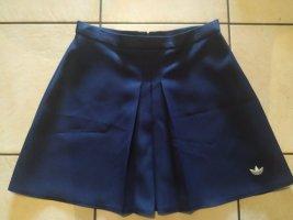 Adidas Falda midi azul
