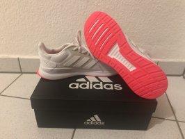 Adidas Zapatillas deslizantes blanco