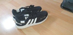 Adidas Zapatillas altas blanco-negro