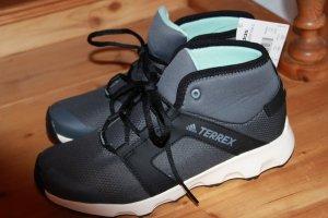 Adidas Botines gris oscuro