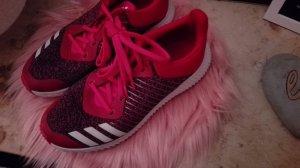 adidas Schuhe Turnschuhe pink