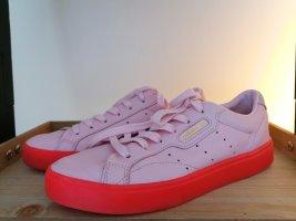 Adidas sleek in diva-red