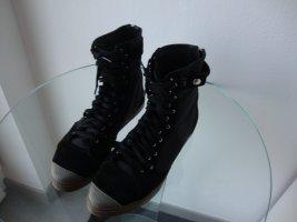 Adidas SLVR Basket à lacet noir
