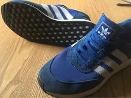 Adidas Originals Lace-Up Sneaker blue