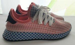 Adidas Sneakers met veters veelkleurig Katoen