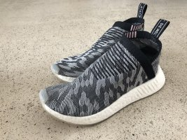 Adidas Originals Zapatillas deslizantes negro-rosa claro