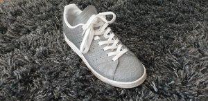 Adidas Sneaker Stan Smith Limited Edition silber irisierend reflektierend Gr. 38