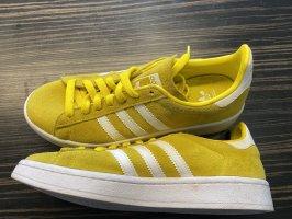 Adidas Sneaker Turnschuh Campus gelb Gr. 38 2/3