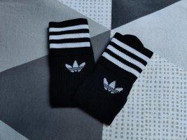 Adidas Calzino antiscivolo bianco-nero
