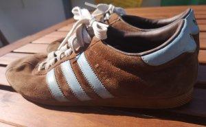 Adidas Sport Sneaker braun blau