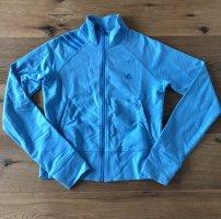Adidas Veste sweat bleu clair-bleu cadet