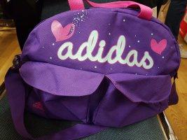 Adidas Sports Bag pink-dark violet