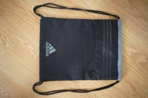 Adidas Sac de sport noir-gris anthracite