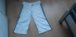 Adidas Sporthose weiß Gr. 38 wie neu