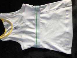 Adidas by Stella McCartney Sports Shirt white-yellow