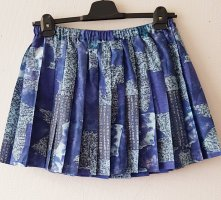 Adidas Pleated Skirt steel blue