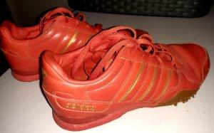 Adidas Originals Chaussures à lacets orange