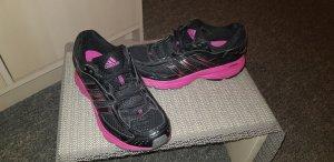 Adidas Sportschuhe, Laufschuh, Sneaker, schwarz in 36