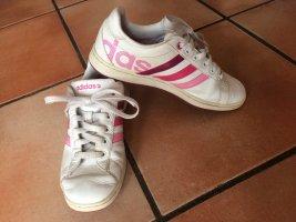Adidas Sportschuhe weiß/rosa/pink, Gr. 36