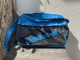 Adidas Sac de sport noir-bleu