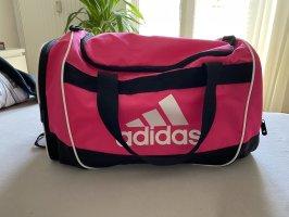 Adidas Torba sportowa różowy-czarny